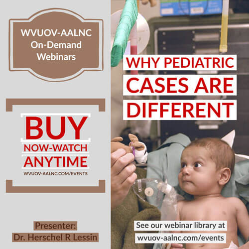 pediatric cases
